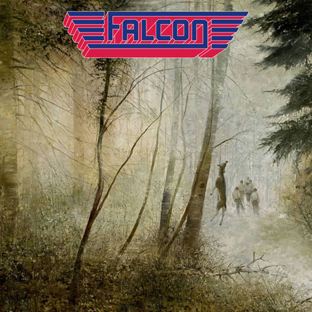 Falcon (ex-Circle) 'Frontier' Artwork