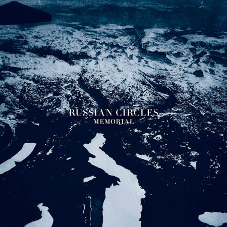 Russian Circles 'Memorial' Artwork