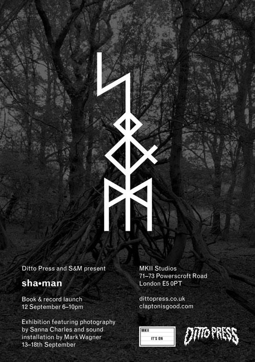 S&M sha•man Record & Book Launch
