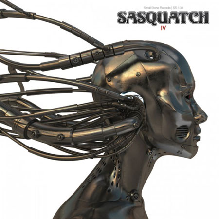 Sasquatch 'IV' Artwork