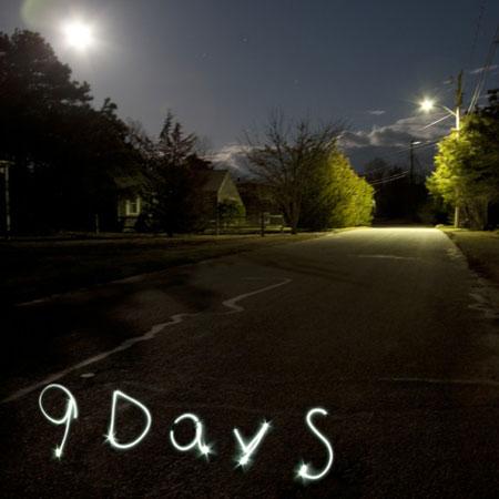 Strangelight '9 Days' Artwork