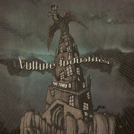 Vulture Industries 'The Tower' Artwork