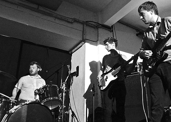 Liverpool Psychfest 2013 - Cold Pumas - Photo By Seb Johnson