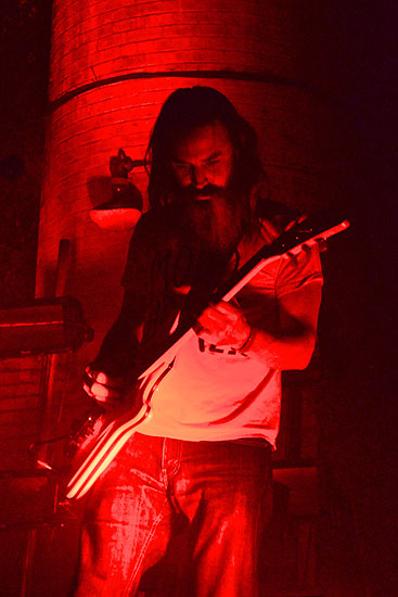 Liverpool Psychfest 2013 - Moon Duo - Photo By Seb Johnson