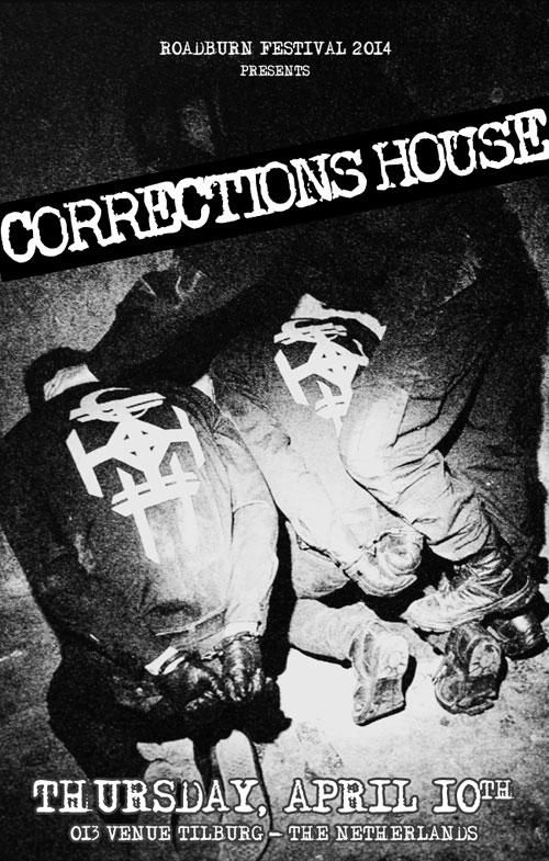 Roadburn 2014 - Corrections House
