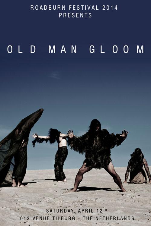 Roadburn 2014 - Old Man Gloom