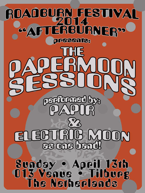 Roadburn 2014 - The Papermoon Sessions (Papir Meets Electric Moon)