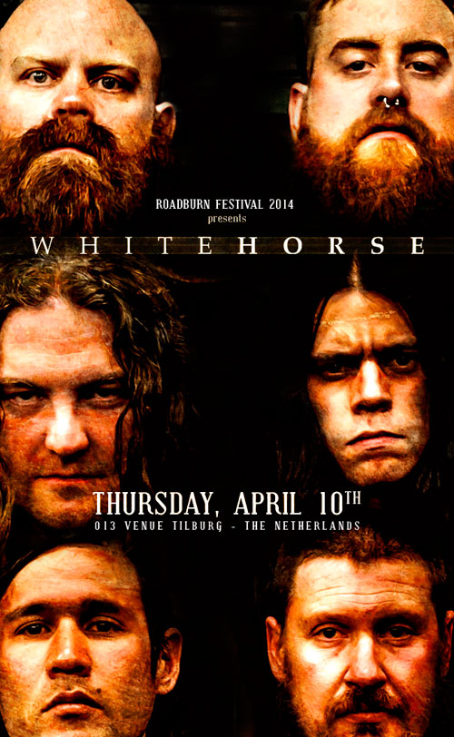 Roadburn 2014 - Whitehorse