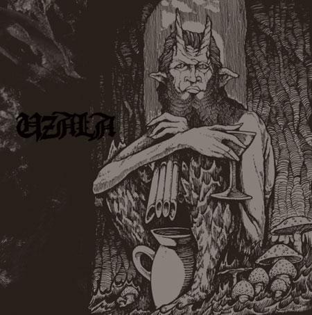 Uzala 'Tales Of Blood & Fire' Artwork