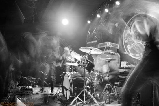 Windhand @ St Vitus Bar, New York 06/09/2013 - Photo by Jordan Vance