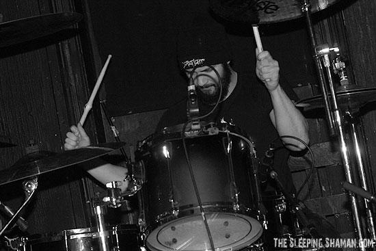 BongCauldron @ The Star & Garter, Manchester 05/11/2013