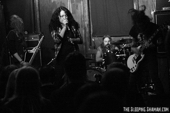 Windhand @ The Star & Garter, Manchester 05/11/2013
