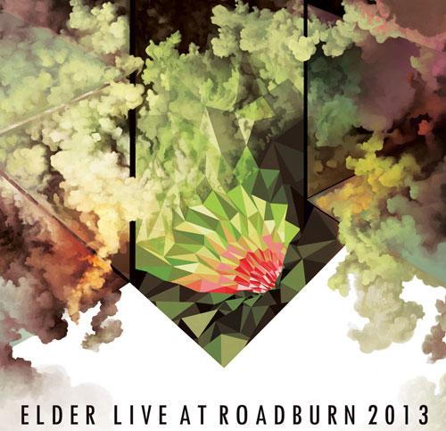 Elder 'Live At Roadburn 2013' Artwork