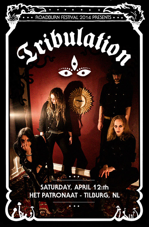 Roadburn 2014 - Tribulation