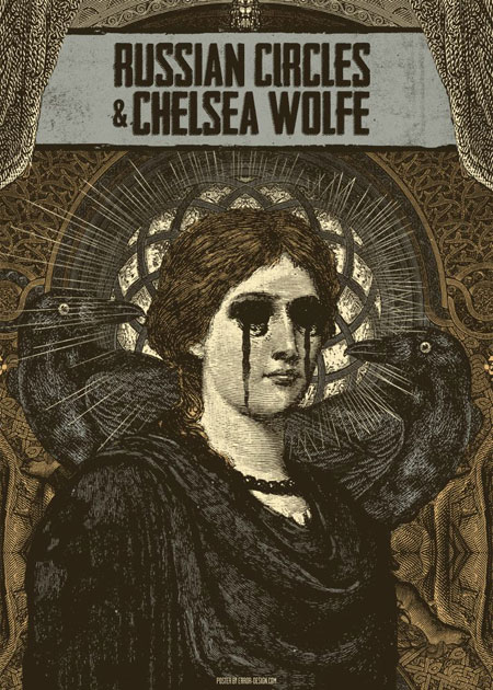 Russian Circles & Chelsea Wolfe