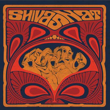 Shivas Nat 'Hard To Breathe' Artwork