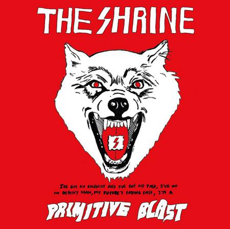 The Shrine 'Primitive Blast' Artwork