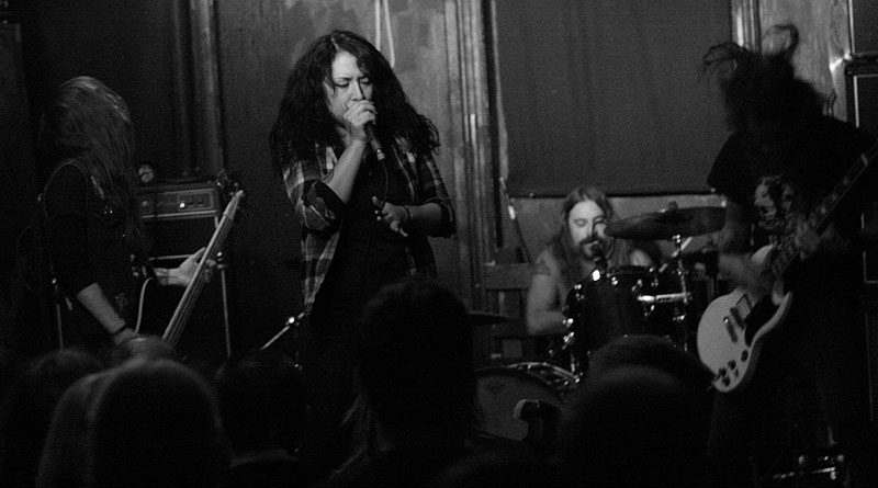 Windhand @ The Star & Garter, Manchester 05/11/2013