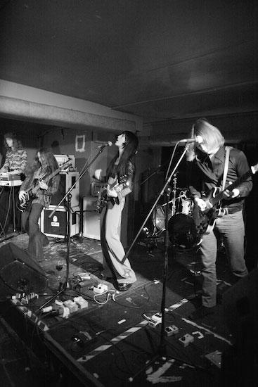 Purson @ Broadcast, Glasgow 09/12/2013 - Photo by Alex Woodward
