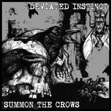 "Deviated Instinct / Summon The Crows - Split 7"""