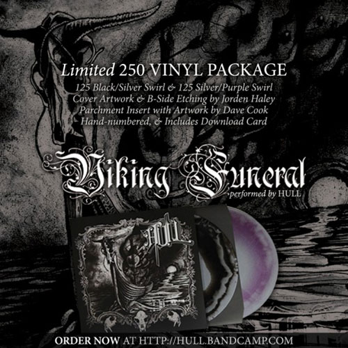 Hull 'Viking Funeral' Reissue