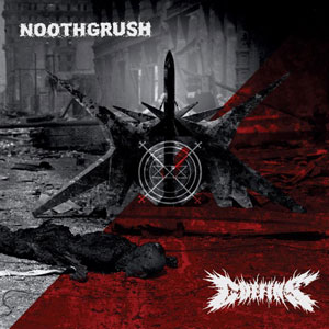 Noothgrush / Coffins - Split