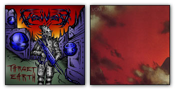 Voivod / Vom - Album Artwork