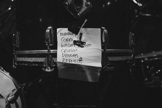 Winnebago Deal @ The Cellar, Oxford 18/01/2014 - Photo by Al Overdrive