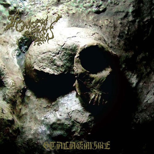 Cauldron Black Ram 'Stalagmire' Artwork