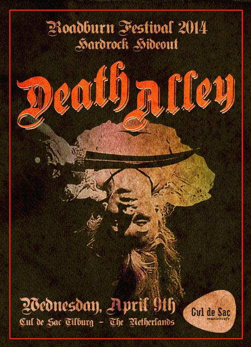 Roadburn 2014 - Death Alley