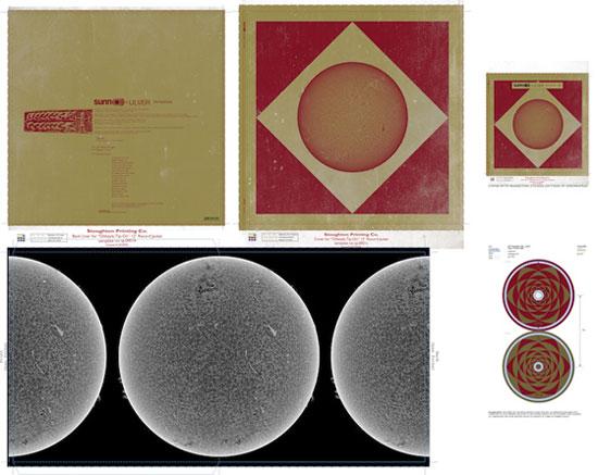 Sunn O))) & Ulver 'Terrestrials' Full Artwork