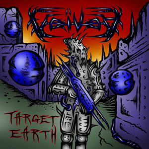 Voivod 'Target Earth'