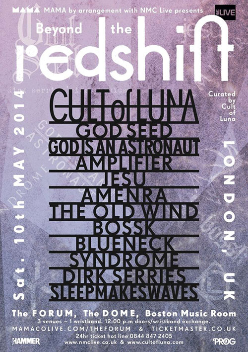 Beyond The Redshift 2014
