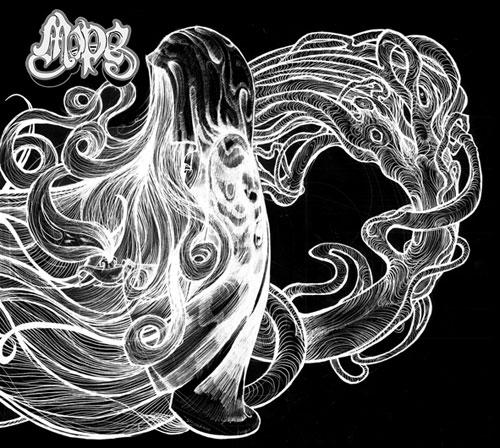 Mope - S/T - Artwork