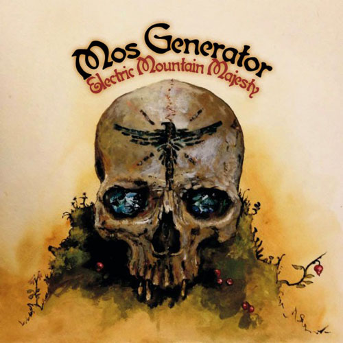 Mos Generator 'Electric Mountain Majesty' Artwork
