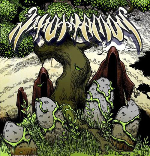 Thothamon 'Prophets Of Doom' Artwork