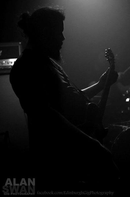 Bast @ Audio, Glasgow 17/03/2014 - Photo by Alan Swan