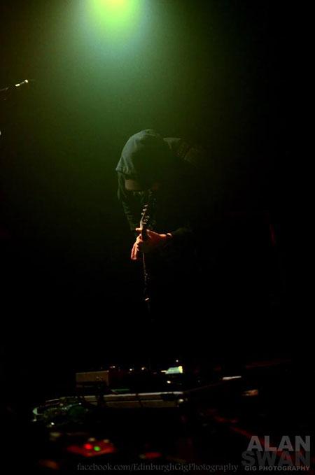 Conan @ Audio, Glasgow 17/03/2014