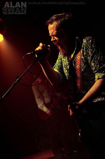 Headless Kross @ Audio, Glasgow 17/03/2014 - Photo by Alan Swan