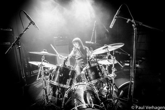 Zamora @ Effenaar, Eindhoven 22/03/2014 - Photo by Paul Verhagen