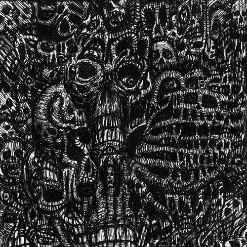 Coltsblood 'Into The Unfathomable Abyss' Artwork