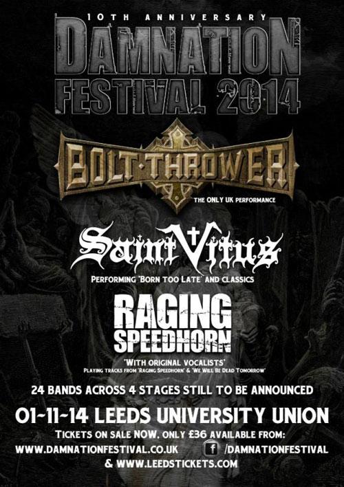 Damnation 2014 - Saint Vitus