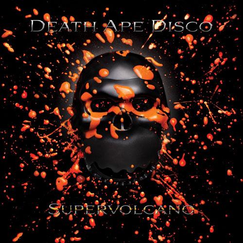 Death Ape Disco 'Supervolcano' Artwork