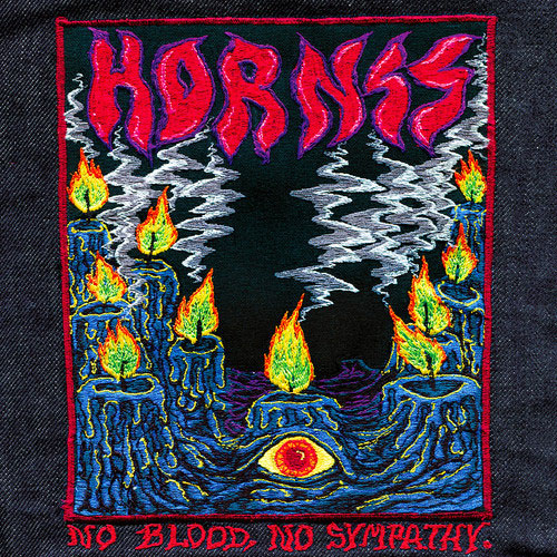 Hornss 'No Blood No Sympathy' Artwork