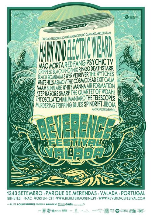 Reverence Festival 2014