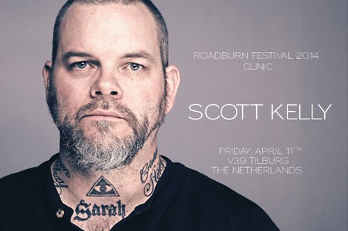 Roadburn 2014 - Clinic with Scott Kelly