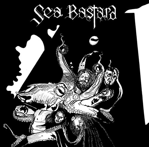 Sea Bastard 'Scabrous' Artwork