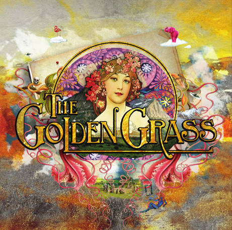 The Golden Grass - Artwork