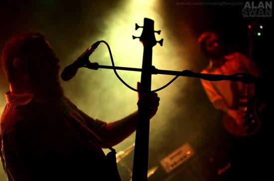 Headless Kross @ Audio, Glasgow 23/04/2014 - Photo by Alan Swan