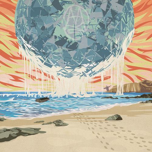 Mars Red Sky 'Stranded In Arcadia' Artwork